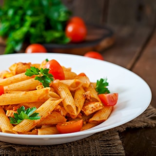 Penne Napolitaine